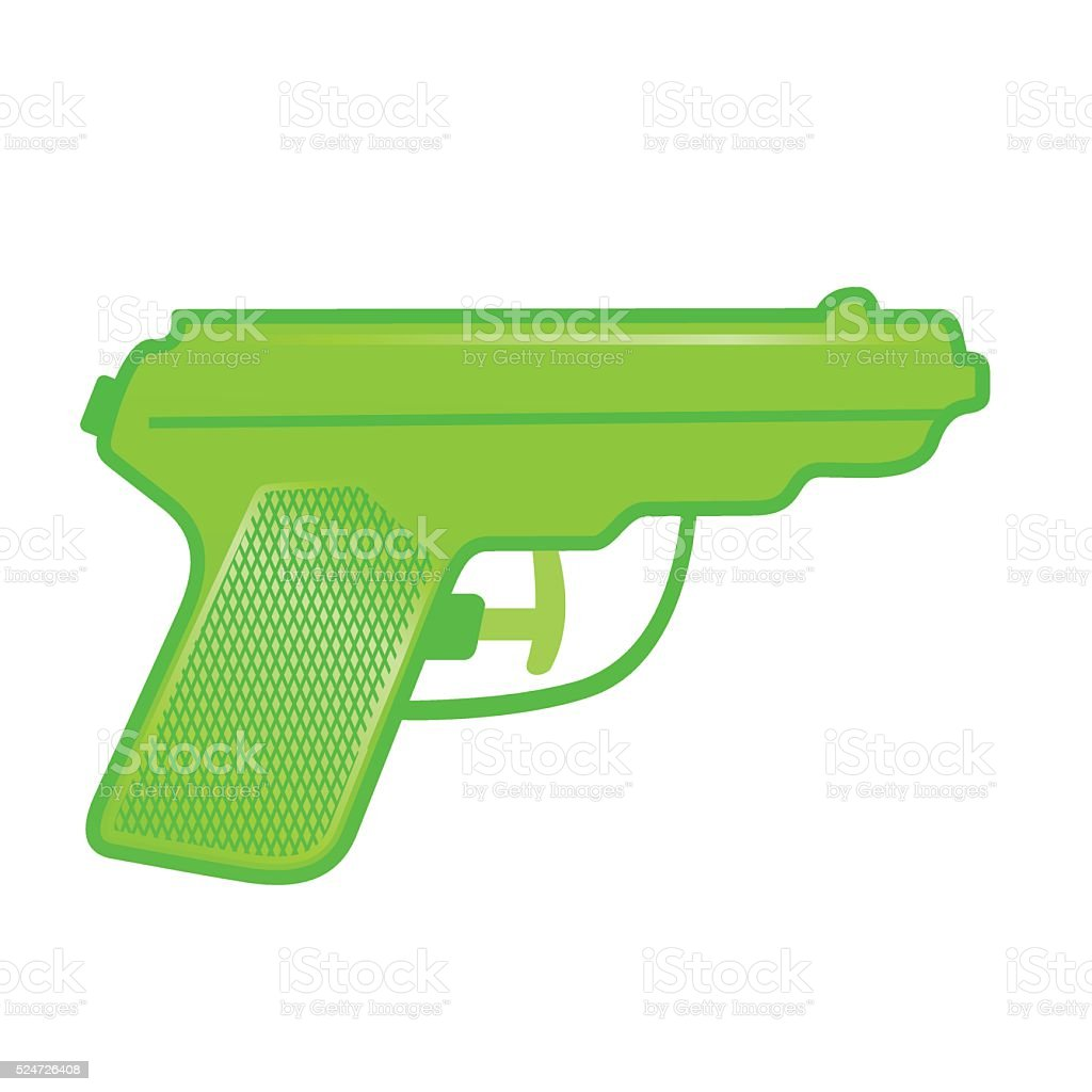 royalty free water gun clip art vector images illustrations istock rh istockphoto com clip art guns free clip art gun safe