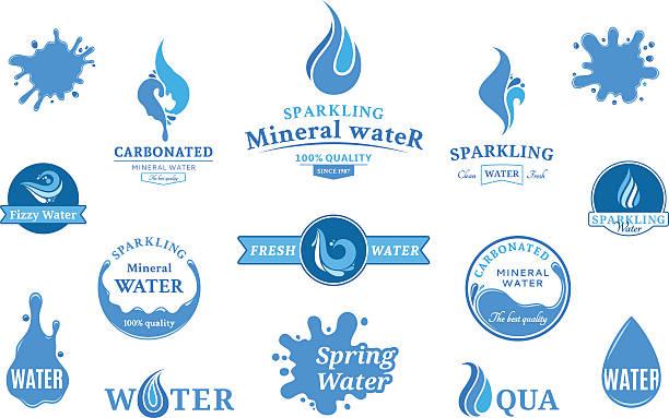 ilustrações, clipart, desenhos animados e ícones de marca d'água, ícones e elementos de design - fontes de bolha