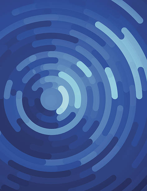 Water Ripple Abstract Background Water ripple abstract background concept with space for copy. EPS 10 file. Transparency effects used on highlight elements. rippled stock illustrations