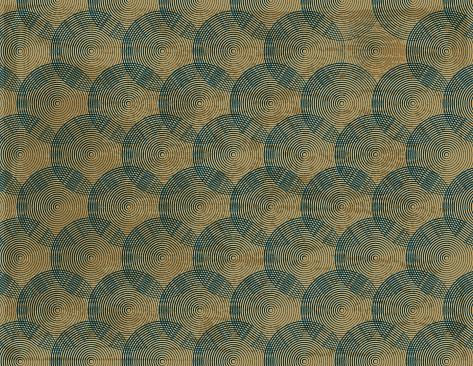 Water Ripple Line Pattern Background