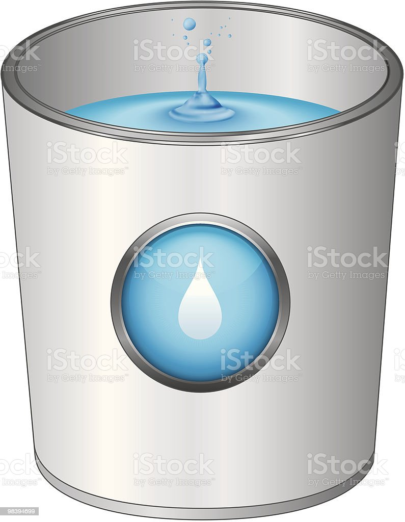 Water Saver royalty-free water saver stock vector art & more images of color image