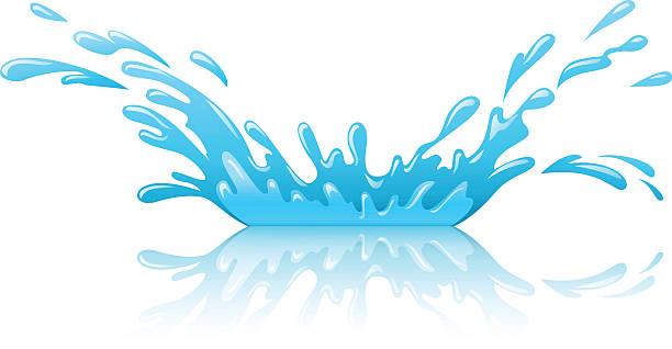 Royalty Free Splash Clip Art, Vector Images ...