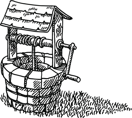 Water Supply Well Drawing