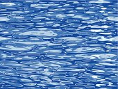 Seamless background: water in the pool with blots and light spots. AI, EPS, PDF, SVG files included.