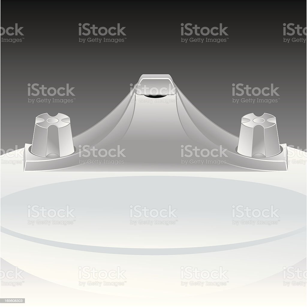 Water tap royalty-free water tap stock vector art & more images of bathroom
