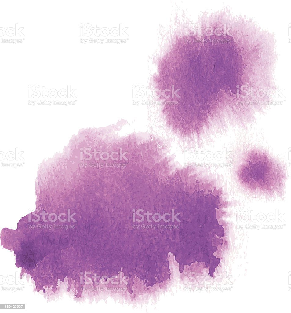 Watercolor backgraund royalty-free stock vector art
