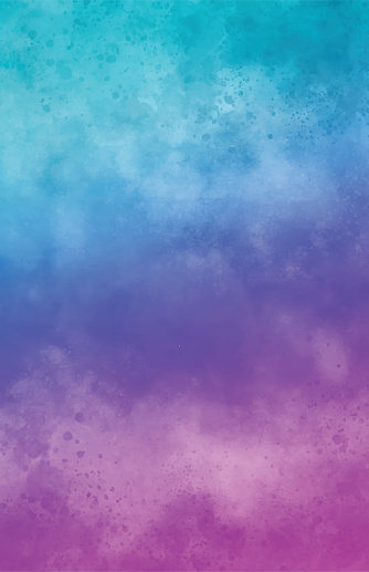 Watercolor Background Spray Paint Space Universe Backdrop Copy Space Illustration