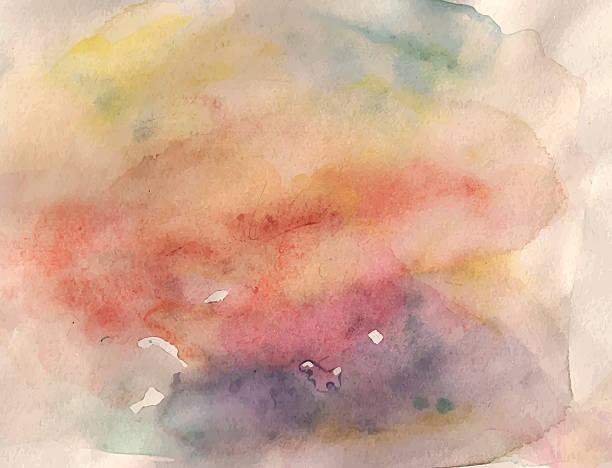 Aquarell Hintergrund – Vektorgrafik