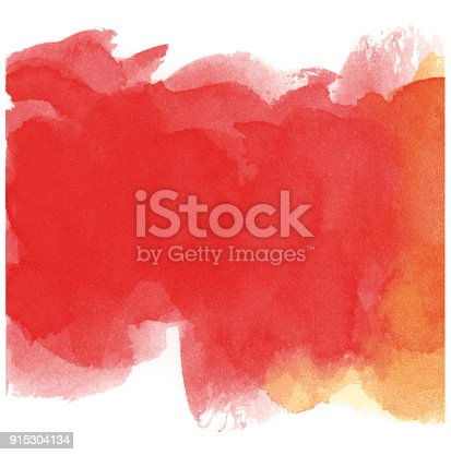 istock Watercolor background 915304134