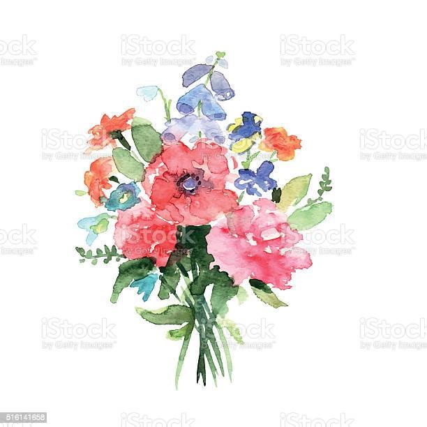 Watercolor bouquet vector id516141658?b=1&k=6&m=516141658&s=612x612&h=ekme8dbrm3gzcfnri8xu88rpoo2m  vqju0hl zvyq8=