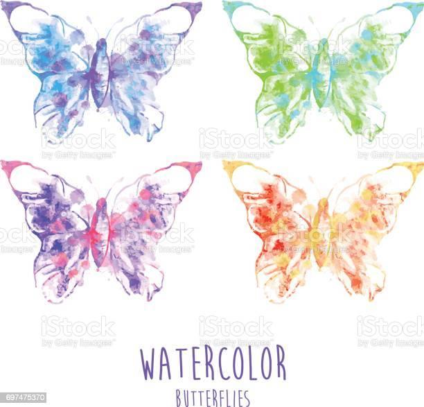 Watercolor butterflies vector id697475370?b=1&k=6&m=697475370&s=612x612&h=jbtwzomx7zoijpqxtltgesytf8gz3ysip2f7sn8zerm=