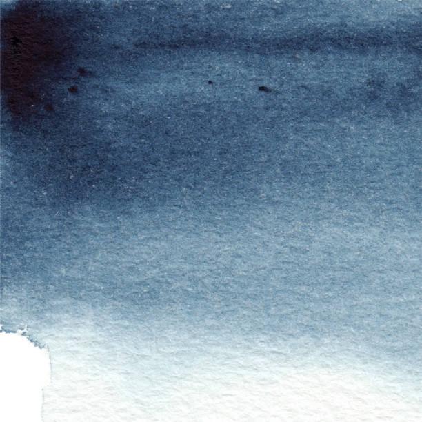 水彩深藍色背景 - 海軍藍 幅插畫檔、美工圖案、卡通及圖標