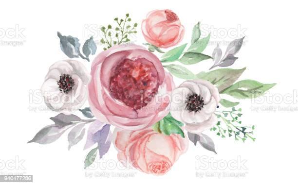 Watercolor flowers for design card postcard textile flyer vector id940477286?b=1&k=6&m=940477286&s=612x612&h=pnqg9aaoto2q6q4mjttl9oxtik9myn refrbg07sdje=