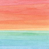 istock Watercolor Gradient Sea Sunset 1276427851