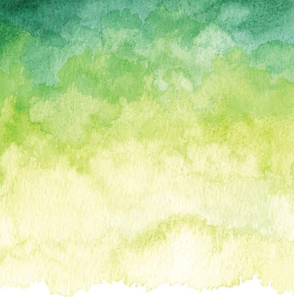 水彩緑色背景 - 葉のテクスチャ点のイラスト素材/クリップアート素材/マンガ素材/アイコン素材