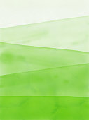 Watercolor Green Gradient Abstract Background. Design Element for Marketing, Advertising and Presentation. Can be used as wallpaper, web page background, web banners. Useful to create surface effect for your design products such as background of greeting cards, architectural and decorative patterns.