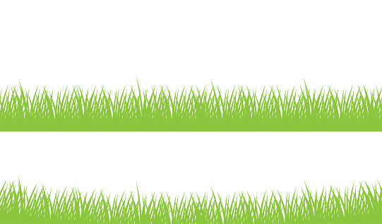 Watercolor green illustration. 3d vector background. Isolated vector icon. 3d grass for banner design.