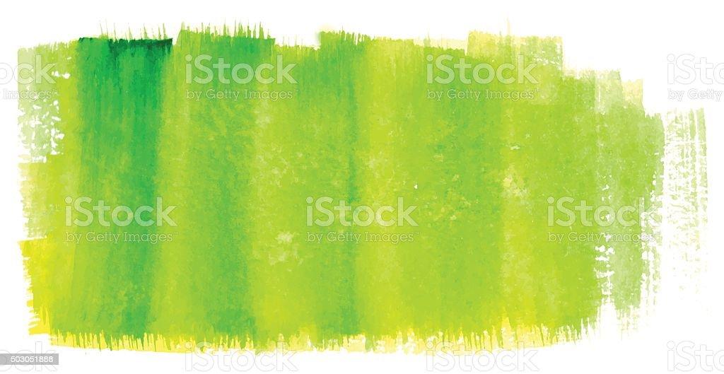 Acquerello Sfondo Verde Fluo Immagini Vettoriali Stock E Altre