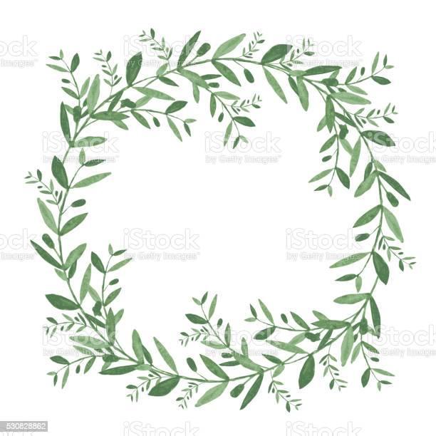 Watercolor olive wreath isolated vector illustration on white b vector id530828862?b=1&k=6&m=530828862&s=612x612&h= zahcyrvcczkyunpkbz1o opu hpdxks77ff2hwl0cu=