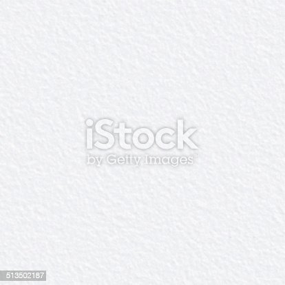 istock Watercolor Paper (or Snow Background) 513502187