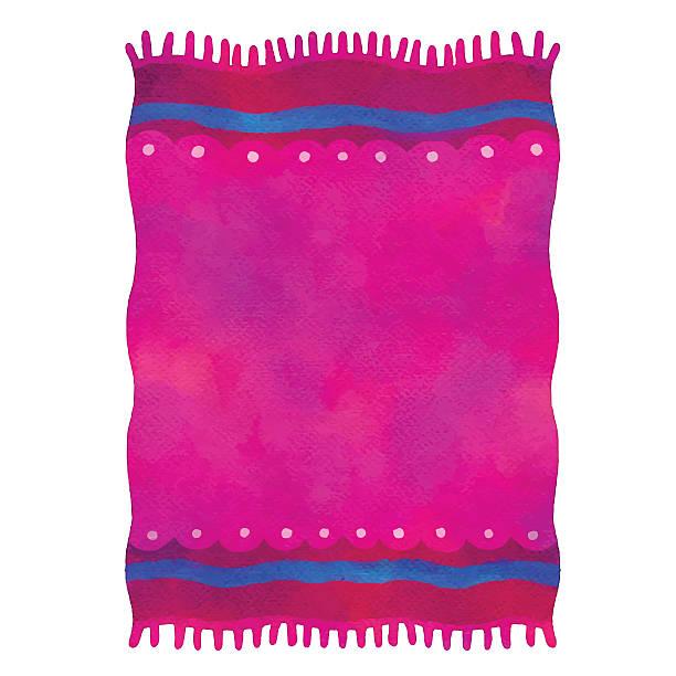 Clip Art Beach Blanket: Royalty Free Beach Mat Clip Art, Vector Images