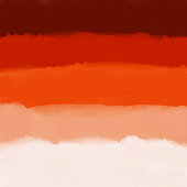 Watercolor Red Gradient Abstract Background. Design Element for Marketing, Advertising and Presentation. Can be used as wallpaper, web page background, web banners.