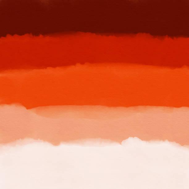 bildbanksillustrationer, clip art samt tecknat material och ikoner med akvarell röd gradient abstrakt bakgrund. design element för marknadsföring, annonsering och presentation. kan användas som bakgrund, webbsida bakgrund, webb banners. - brun beskrivande färg