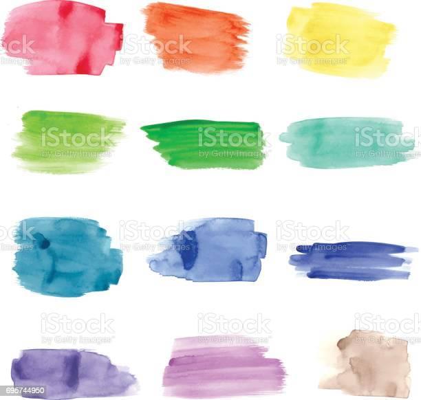 Watercolor strokes illustration vector id695744950?b=1&k=6&m=695744950&s=612x612&h=5ukbhb6ggwoc2xdkezlpjk6d19 1rjjwf2bqwy7w5jo=