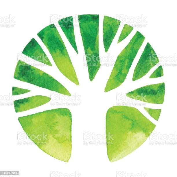 Watercolor tree logo vector id684807306?b=1&k=6&m=684807306&s=612x612&h=6watly2pz3jcm2wsxdnx7r7lkjfkvt1whynsxurzyqm=
