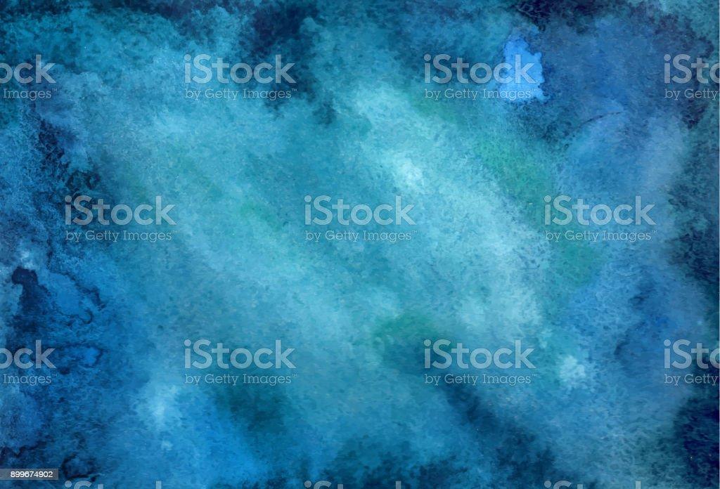 水彩ベクトル輝く星と宇宙のテクスチャです。 ベクターアートイラスト