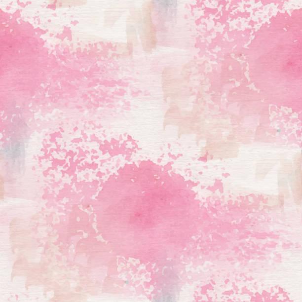 bildbanksillustrationer, clip art samt tecknat material och ikoner med watercolor - rosa bakgrund