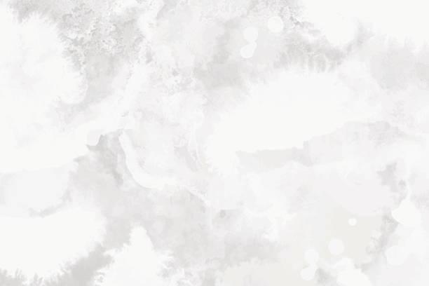 ilustraciones, imágenes clip art, dibujos animados e iconos de stock de acuarela blanco y gris textura de fondo, luz - textura de acuarela