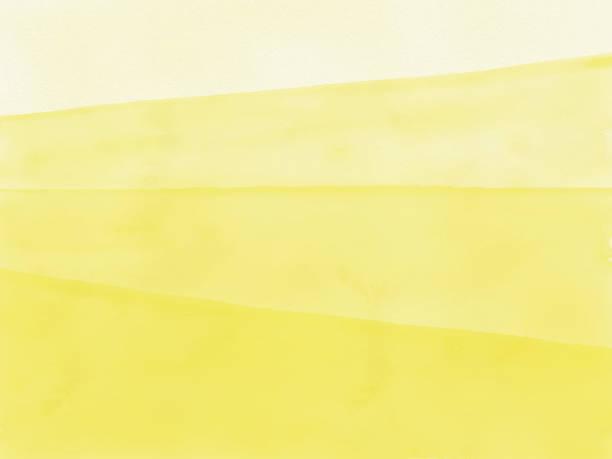 stockillustraties, clipart, cartoons en iconen met aquarel gele kleurovergang abstracte achtergrond. ontwerp element voor marketing, reclame en presentatie. kan worden gebruikt als achtergrond, web pagina achtergrond, web banners. - geel