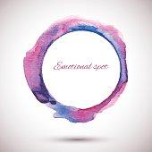Watercolor-Ring-Violet-Pink