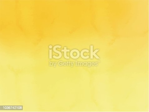watercolour orange yellow abstract background  halloween