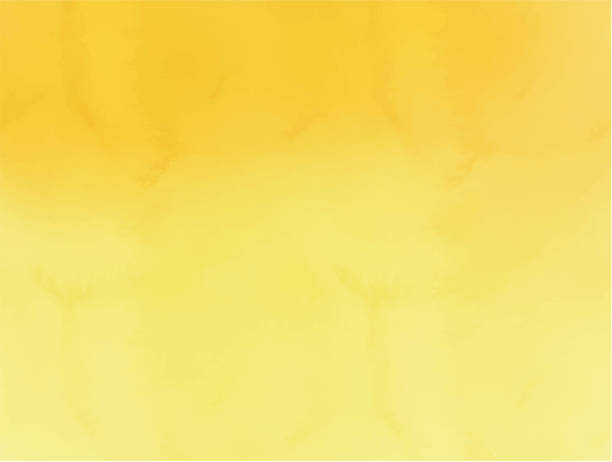 watercolour orange yellow abstract background  halloween - yellow stock illustrations