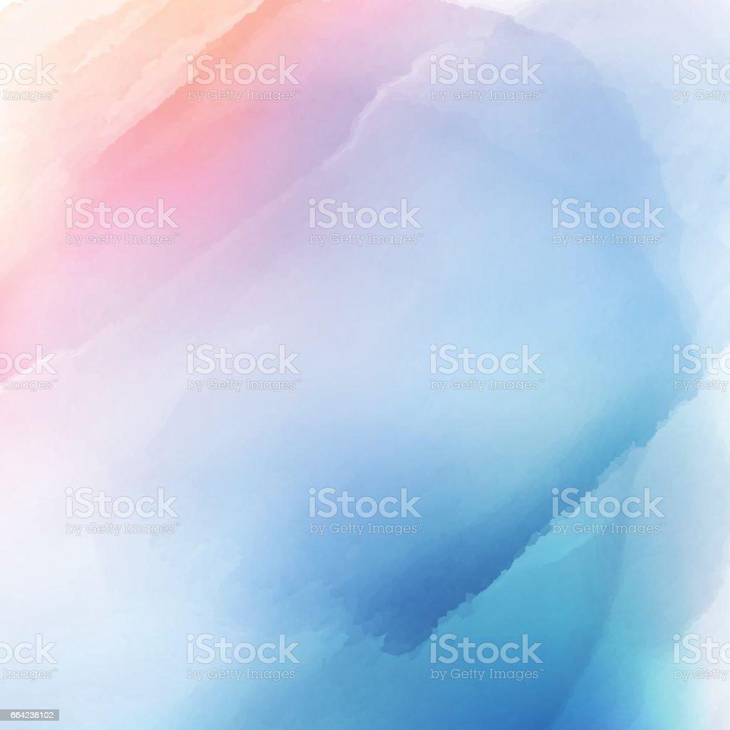Fondo de textura de acuarela - ilustración de arte vectorial