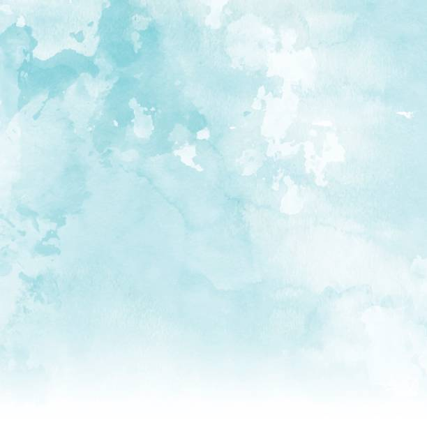 watercolour texture background - watercolor background stock illustrations, clip art, cartoons, & icons