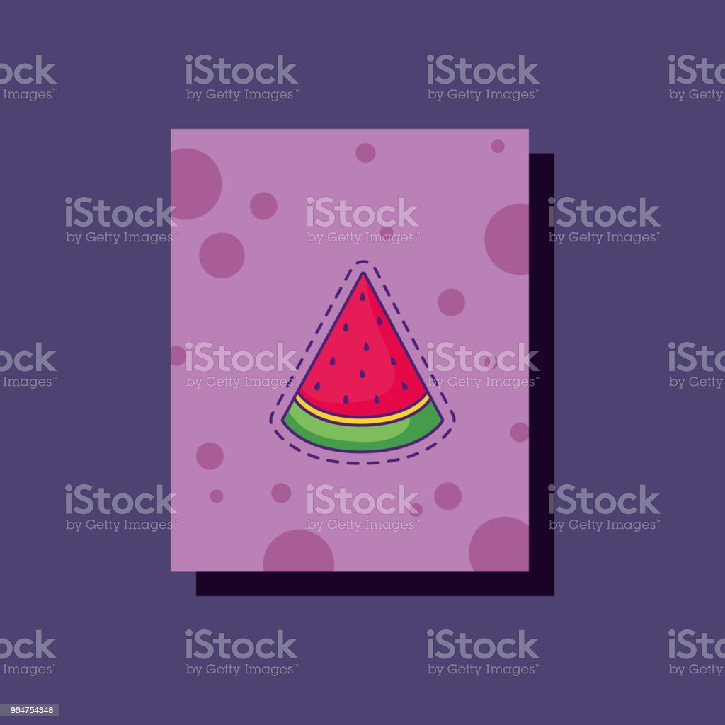 watermelon icon image royalty-free watermelon icon image stock vector art & more images of berry