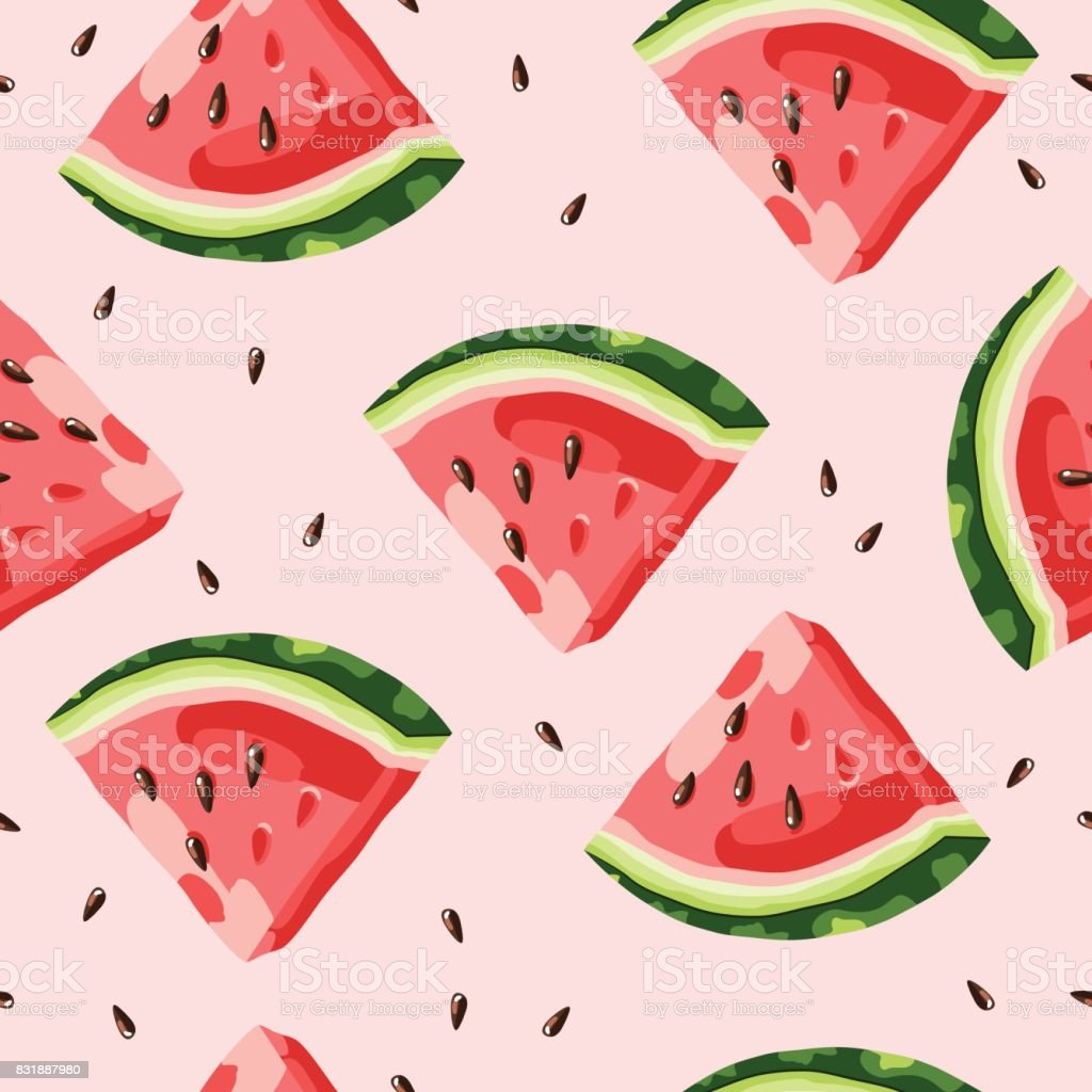 royalty free watermelon clip art vector images illustrations istock rh istockphoto com watermelon clipart black and white watermelon clip art black and white