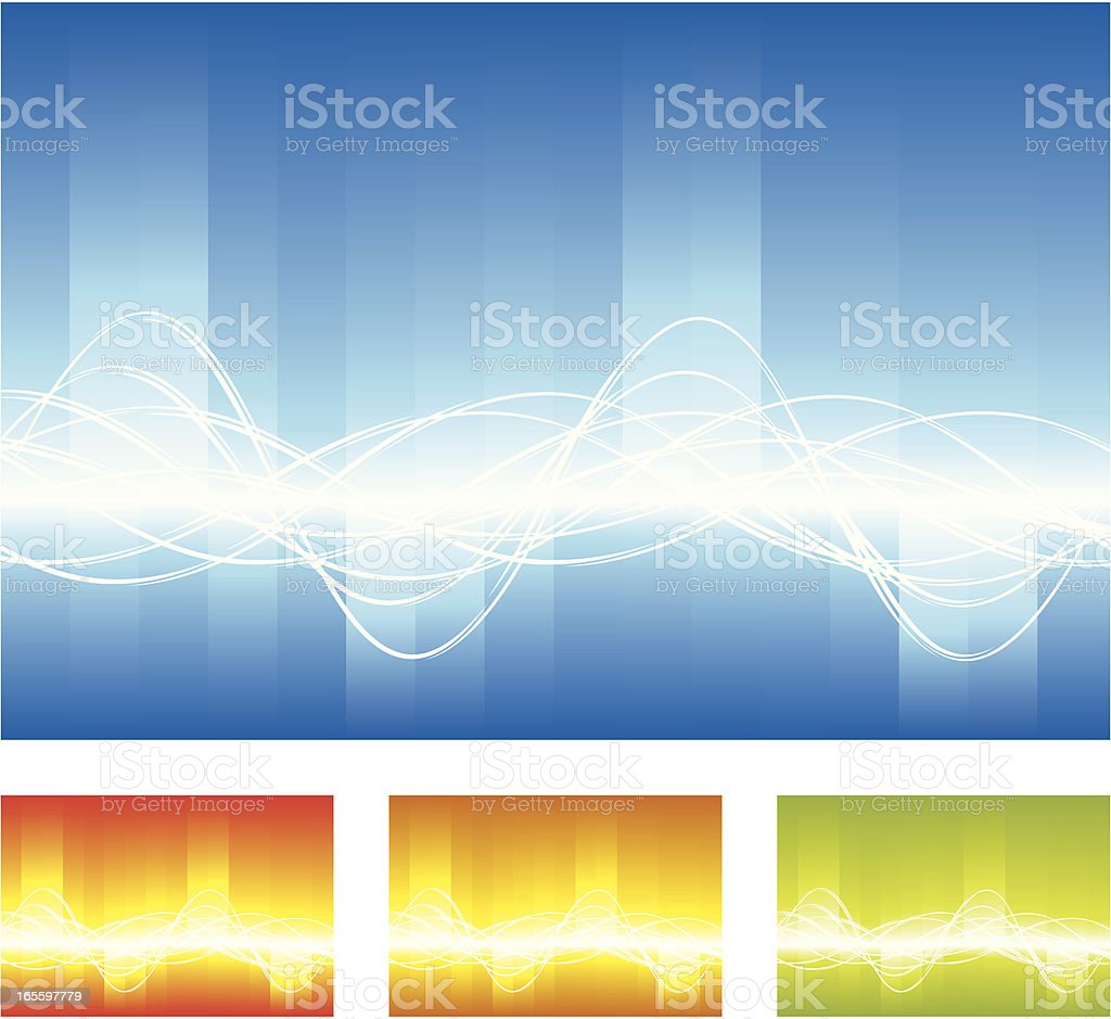 Wave Background royalty-free wave background stock vector art & more images of abstract