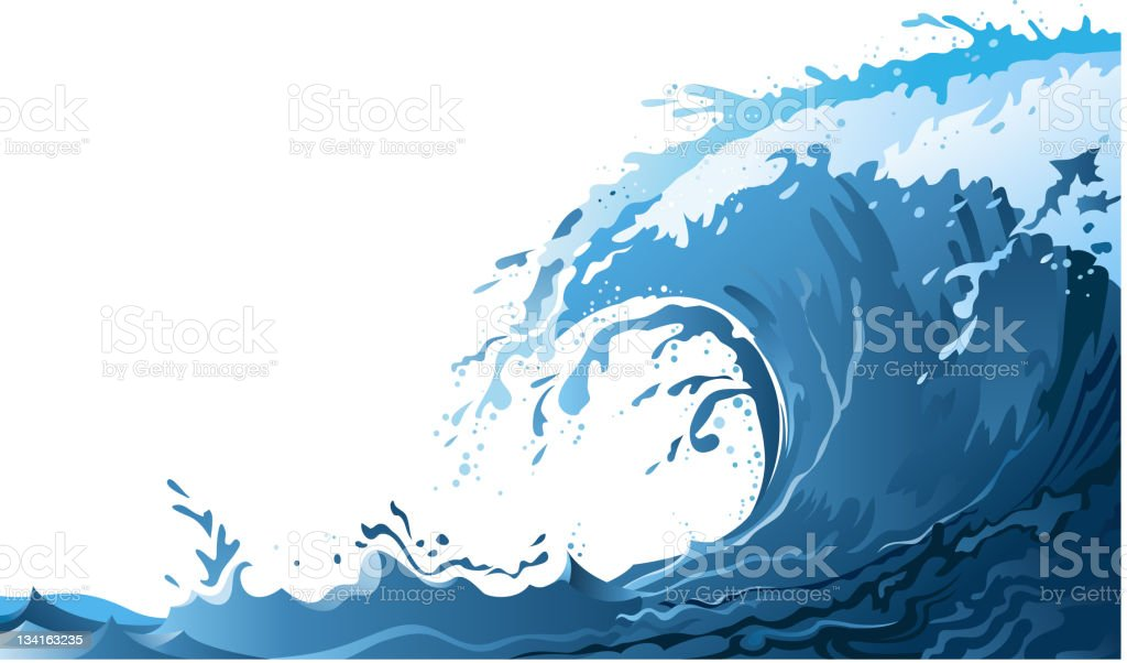 wave illustrations royalty-free wave illustrations stock vector art & more images of aquatic sport