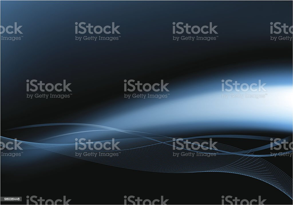 Waves of light royalty-free waves of light stock vector art & more images of abstract