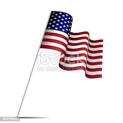 American Flag Flying   American flags flying, Usa flag images, American flag  clip art