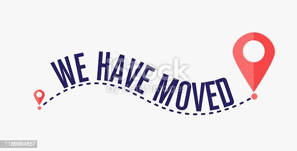 istock We have moved, changed address navigation 1189994857