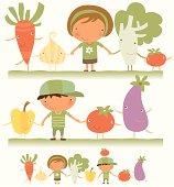 We love vegetable