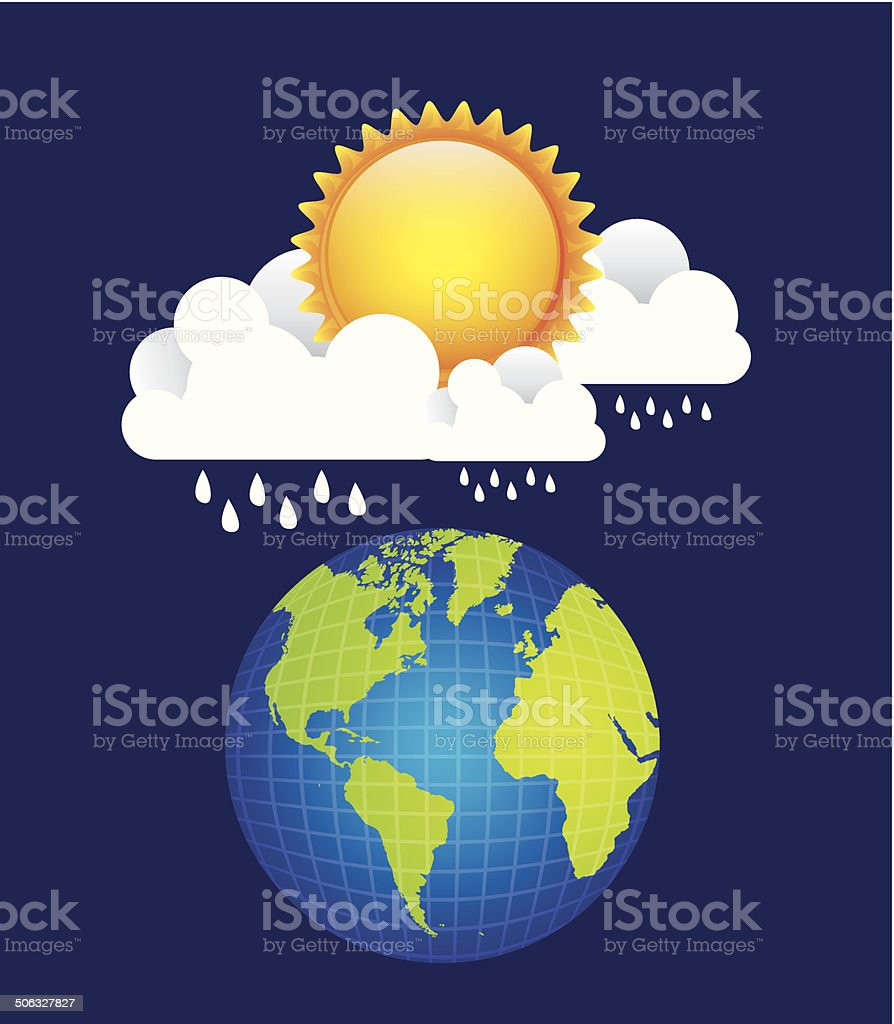 weather and seasons royalty-free weather and seasons stock vector art & more images of clear sky