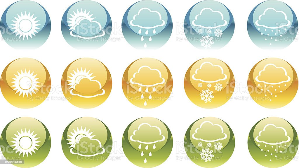 Weather forecast royalty-free weather forecast stock vector art & more images of backgrounds
