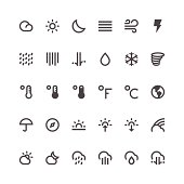 Professional set of 30 pixel perfect icons for your website, application or design project. Vector file is in EPS 10 but it does not include any transparencies