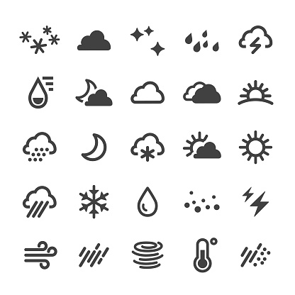 Weather Icons - Smart Series